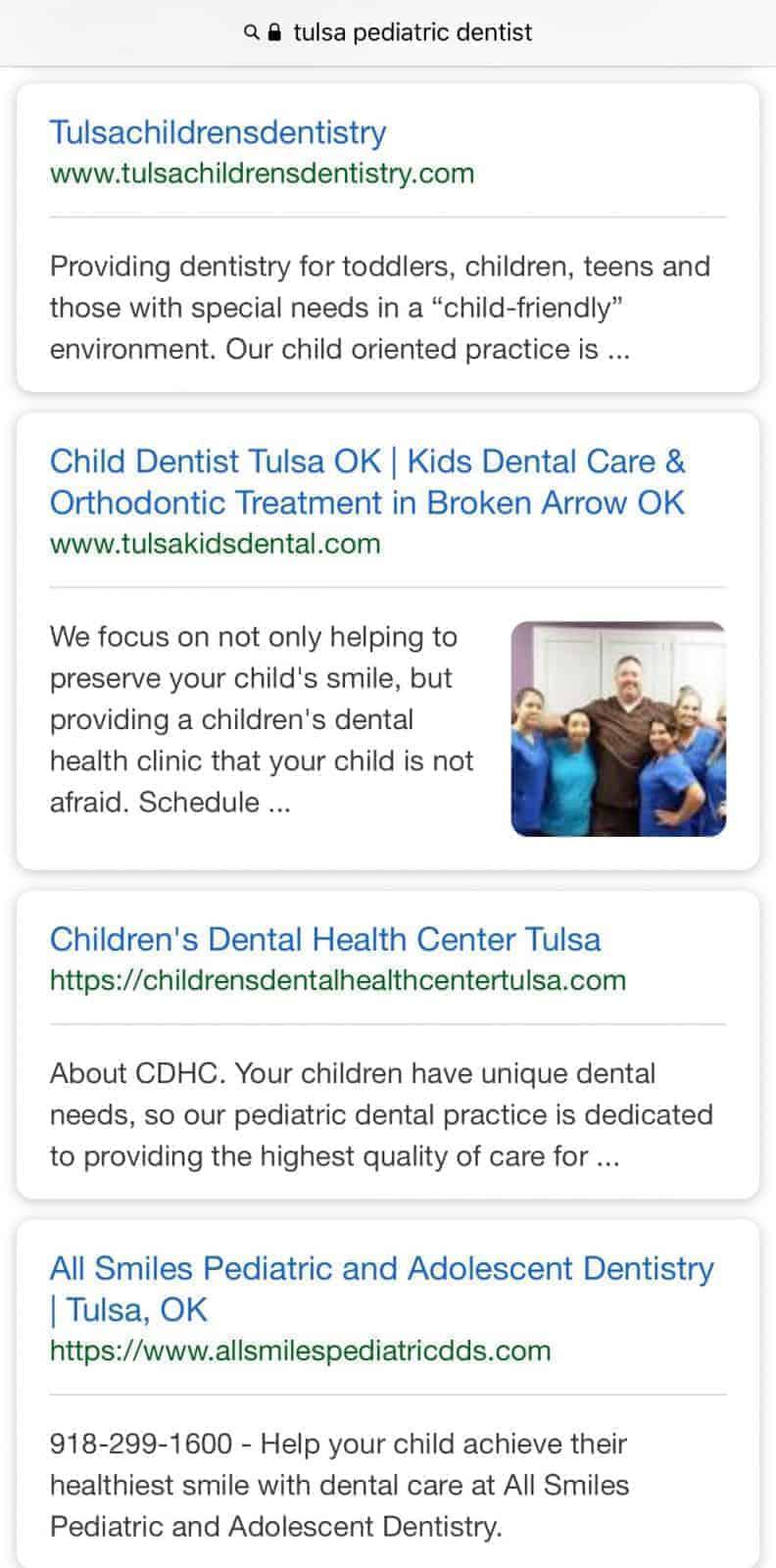 tulsa pediatric dentist