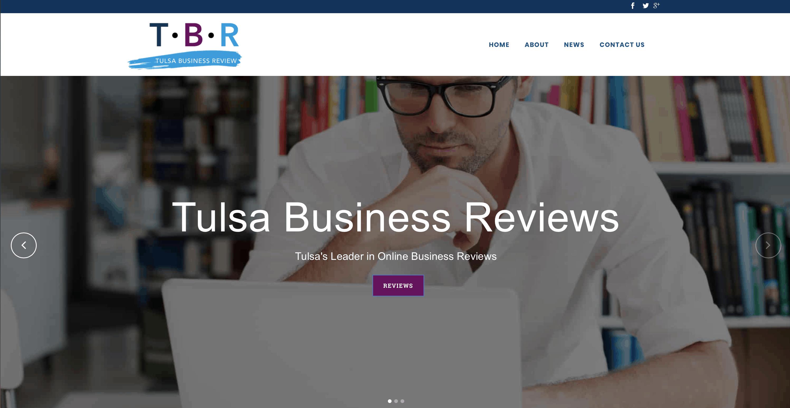 Website Design Tulsa Businesses