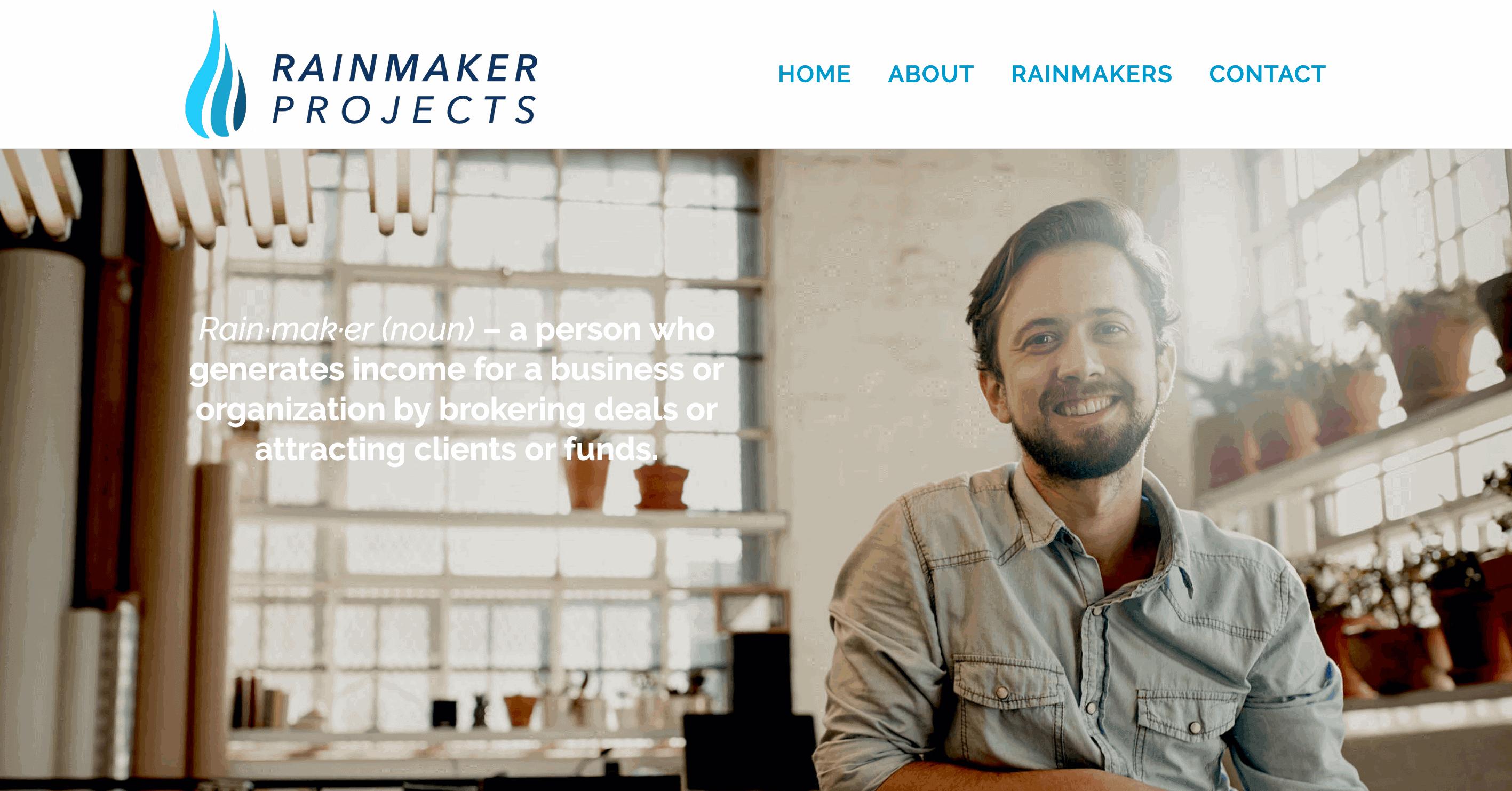Rainmaker Projects