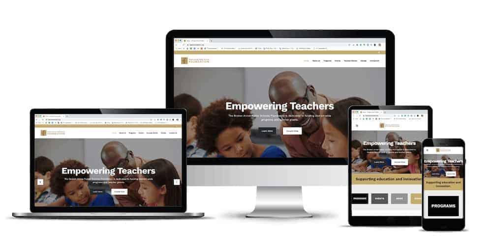 top website design